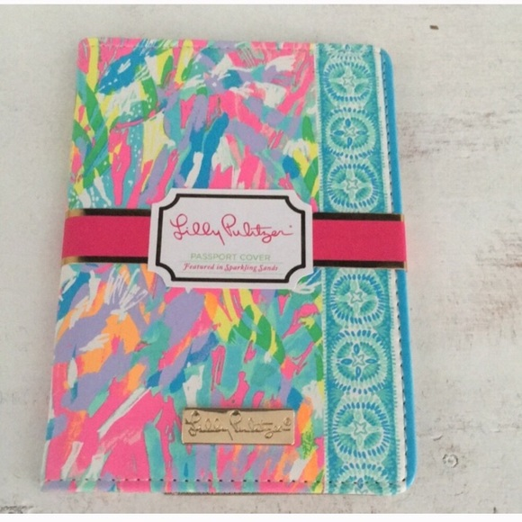 Lilly Pulitzer Accessories Passport Cover Poshmark